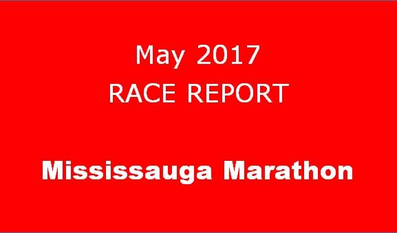 mississauga marathon RR